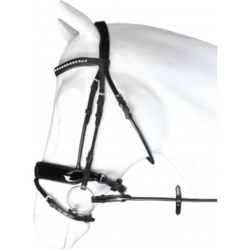 Horka Patent Leather Bridle Favorit