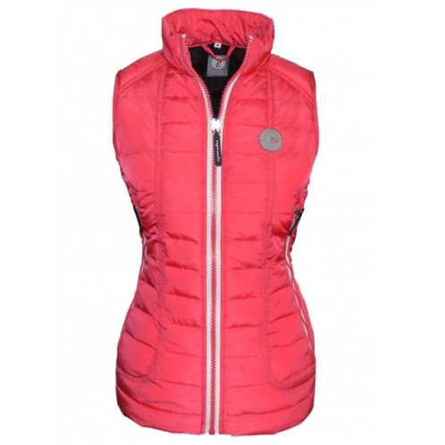 Esperado Ladies Quilted Vest Manhattan