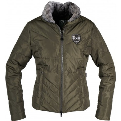 Horka Ladies Quilted Riding Jacket Zembla