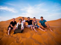 Corazón de arena / Médicos en el desierto