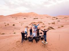 Corazón de arena / Medicos en el desierto