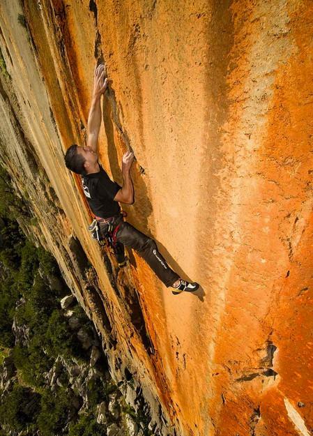 Escalada Riff Marruecos