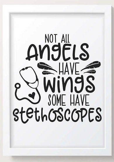 Not All Angels Have Wings!
