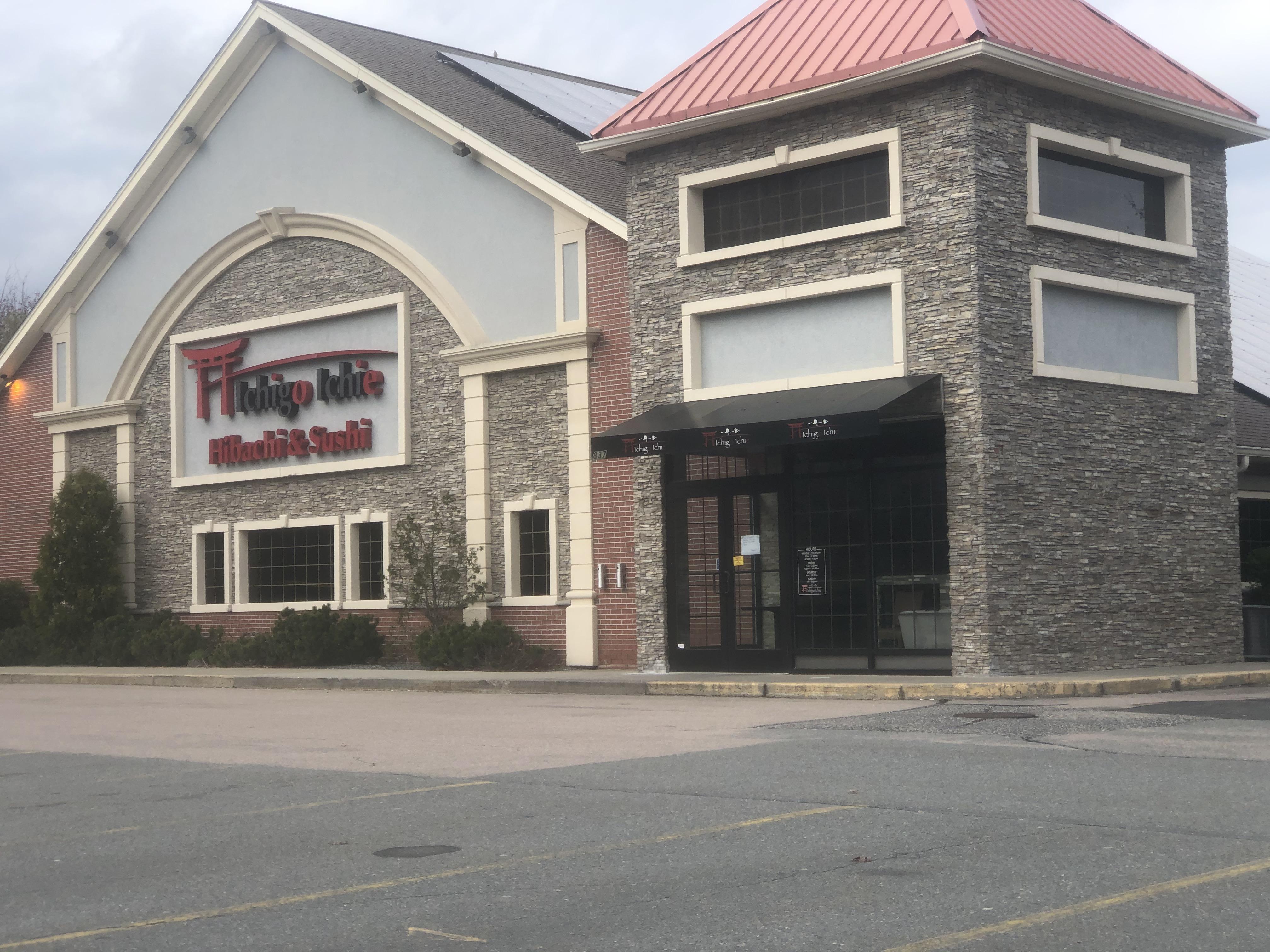 Franklin MA Ichiego Ichie Restaurant