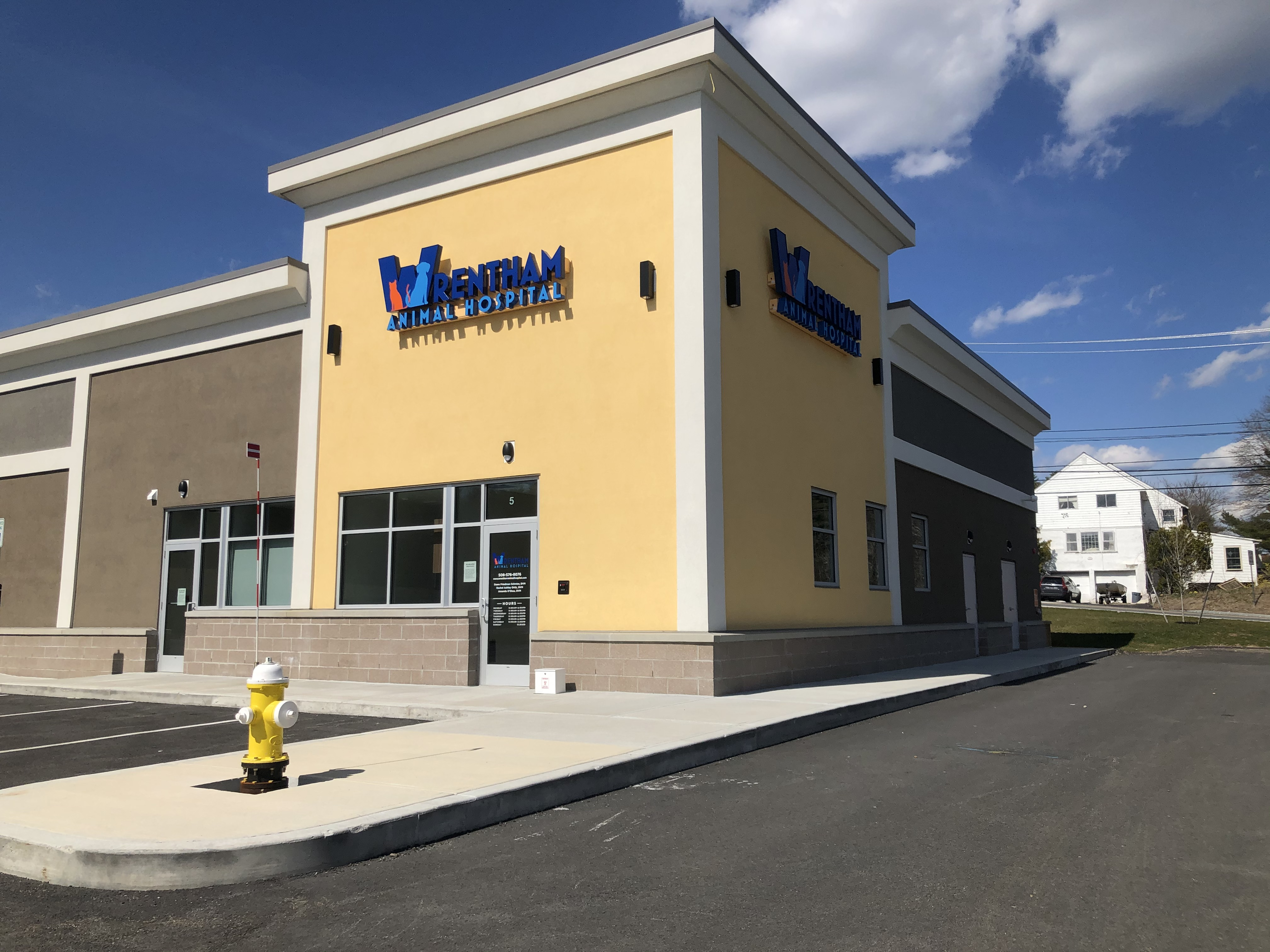 Wrentham MA Wrentham Animal Hospital