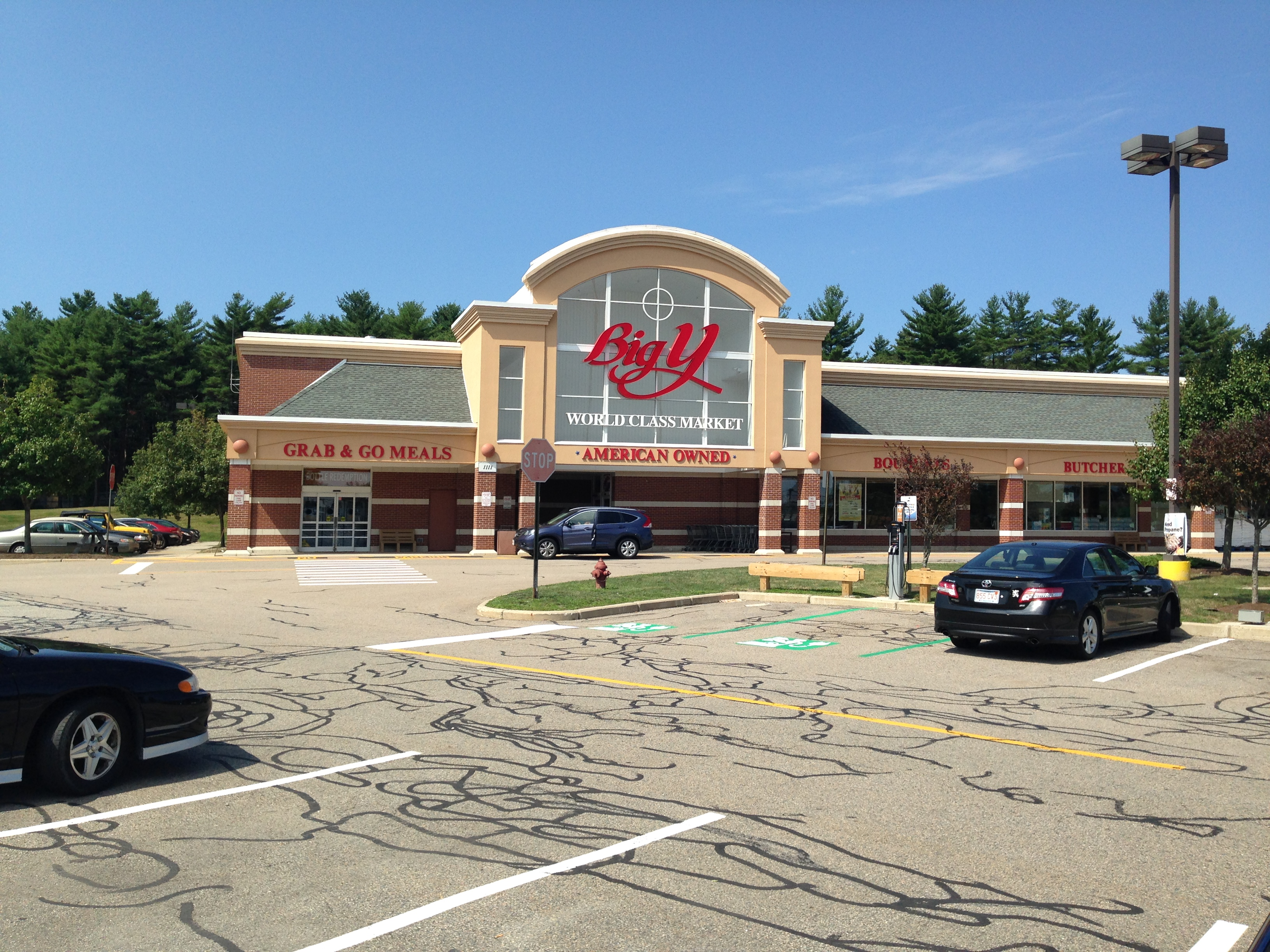 Walpole MA Big Y World Market