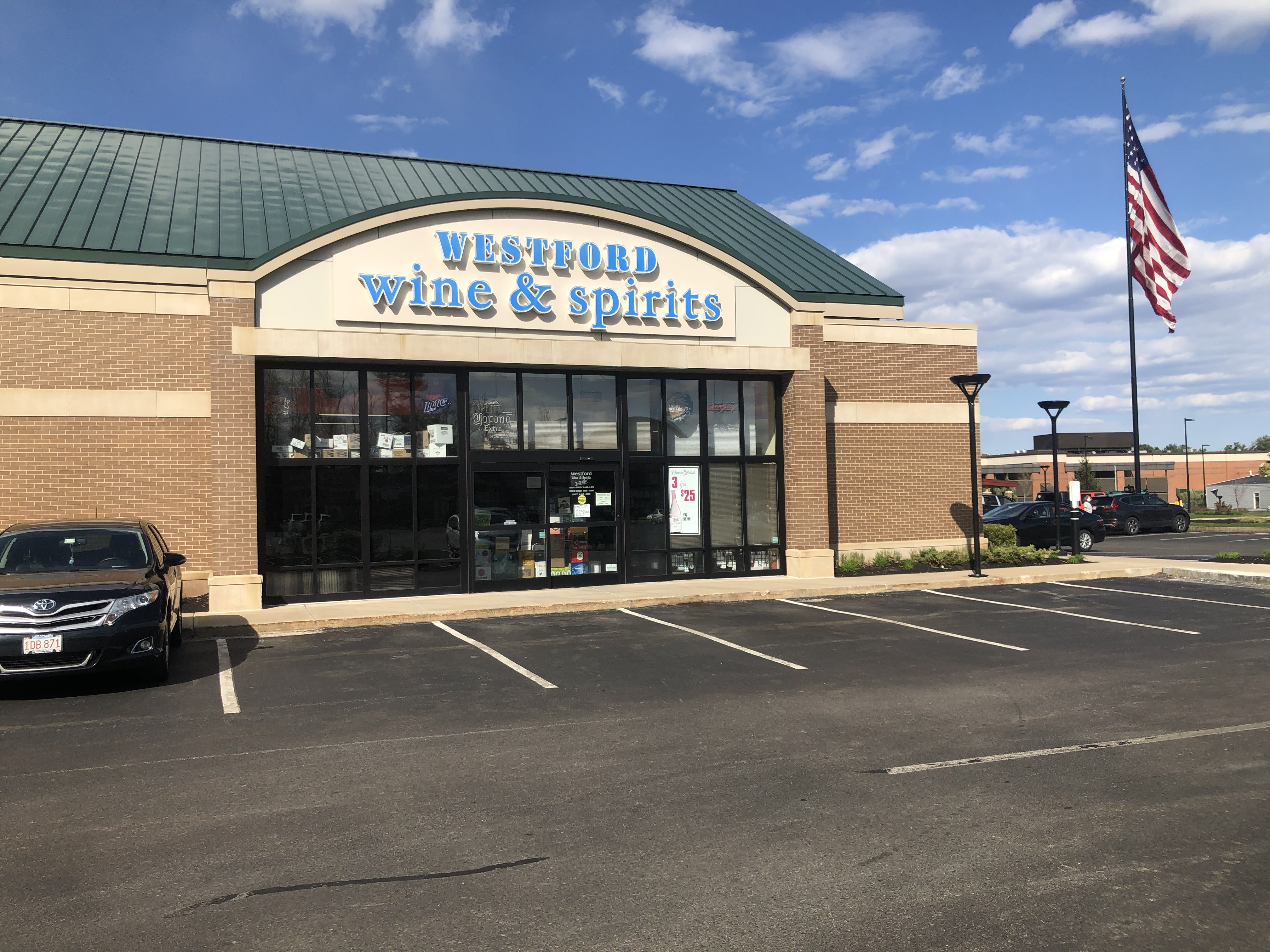 Westford MA Wine & Spirits