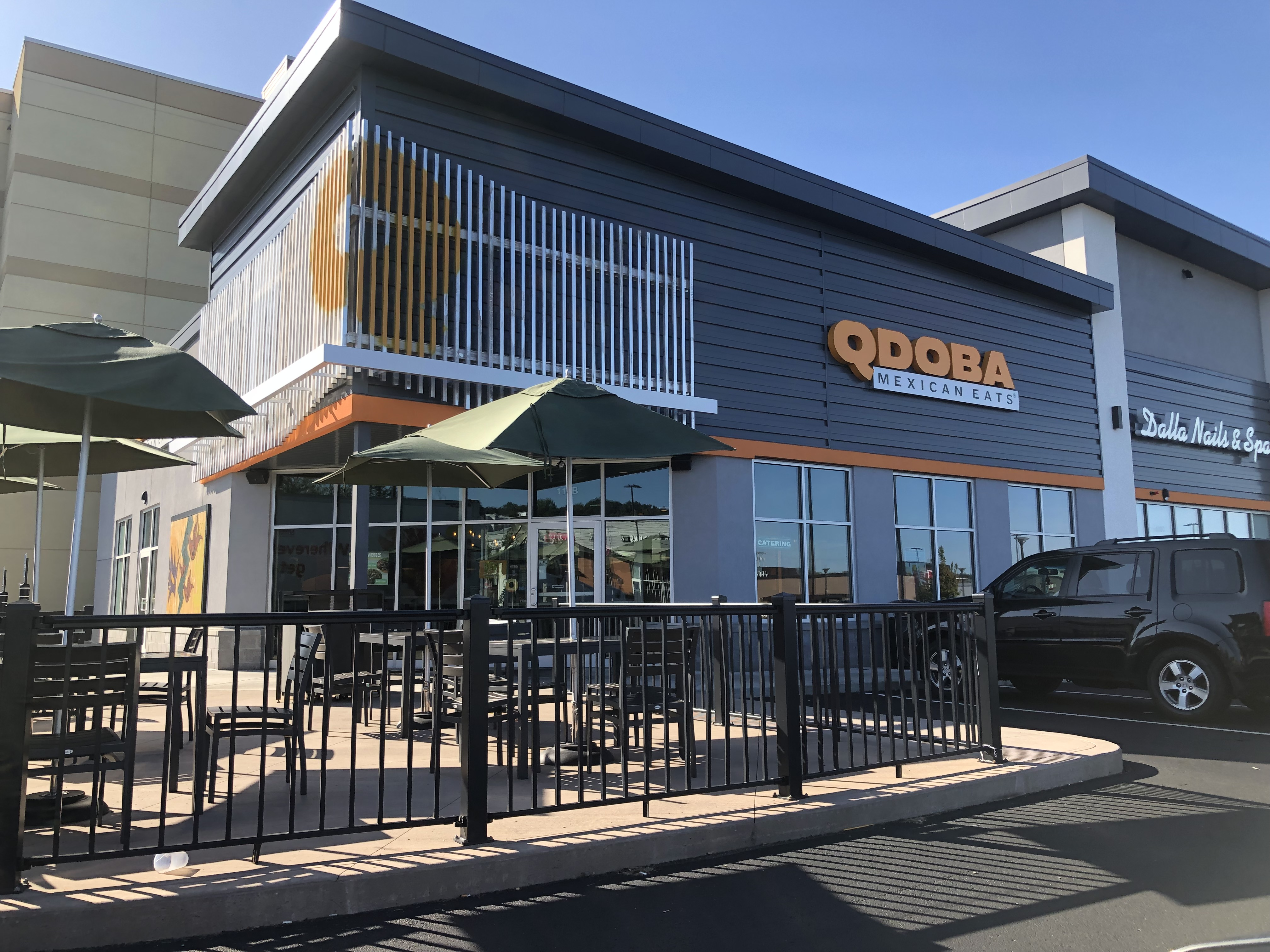 Marlborough MA Qdoba, Apex Center