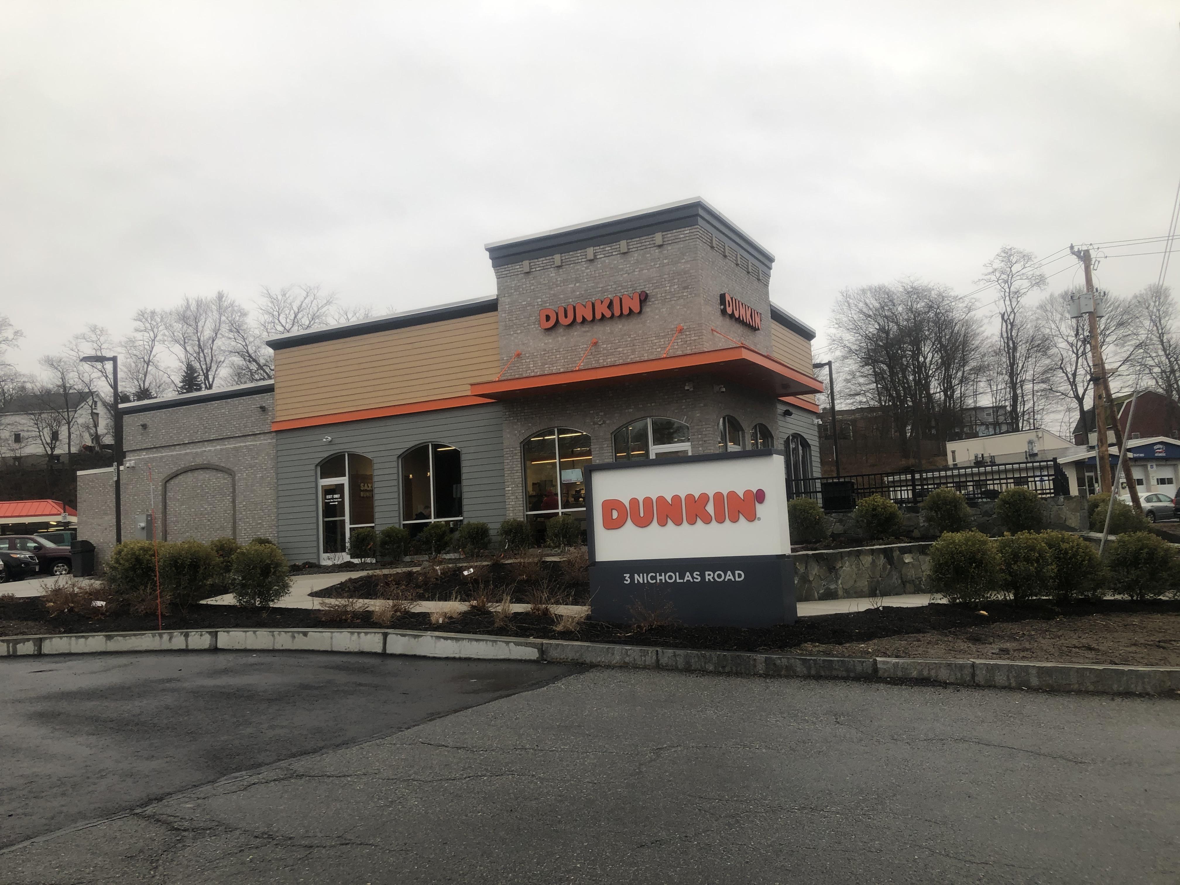 Framingham MA Dunkin