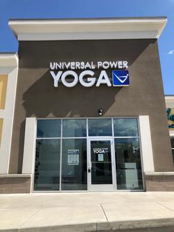 Wrentham MA Universal Power Yoga