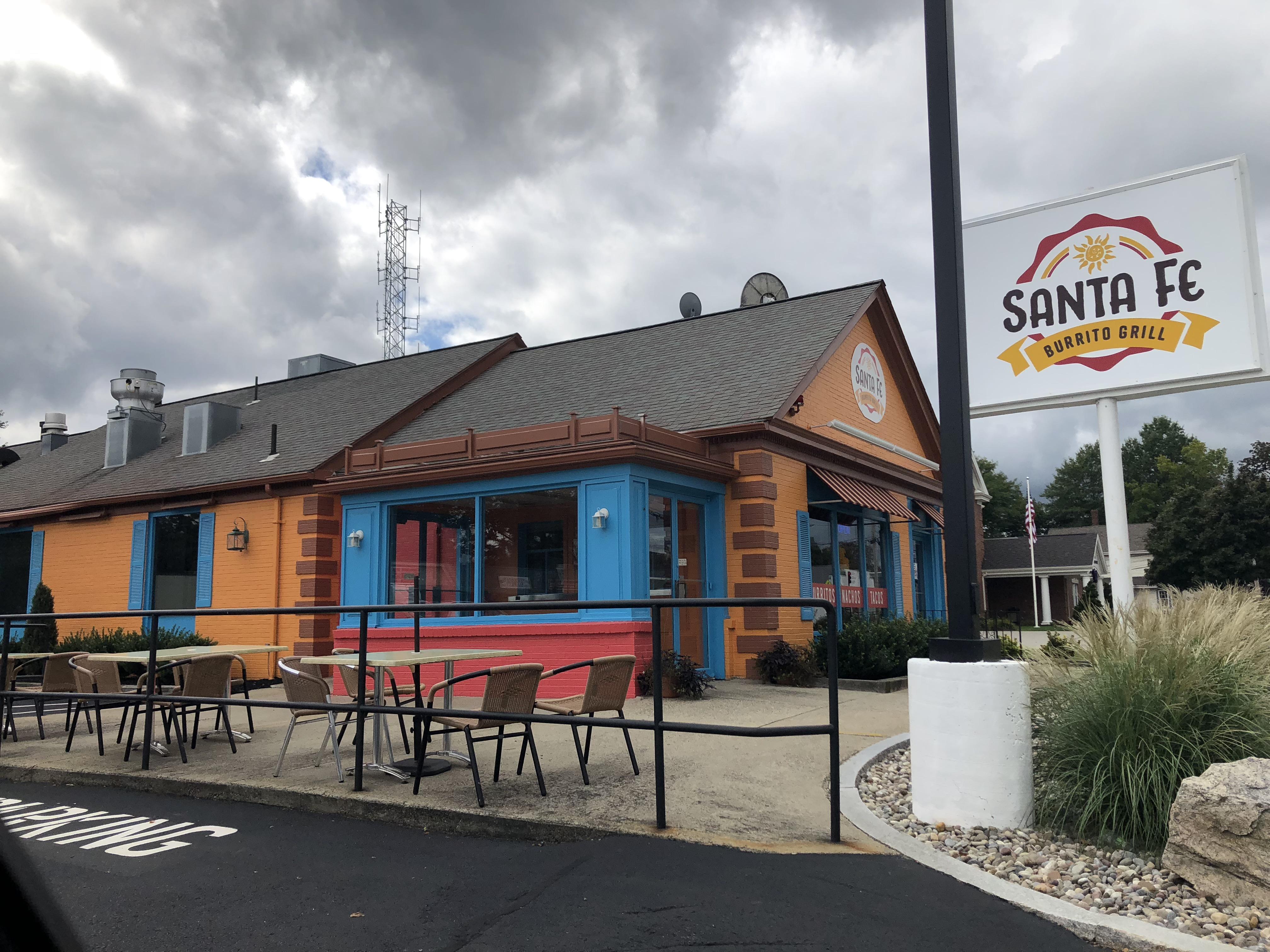 Franklin MA Santa Fe Burrito Grill