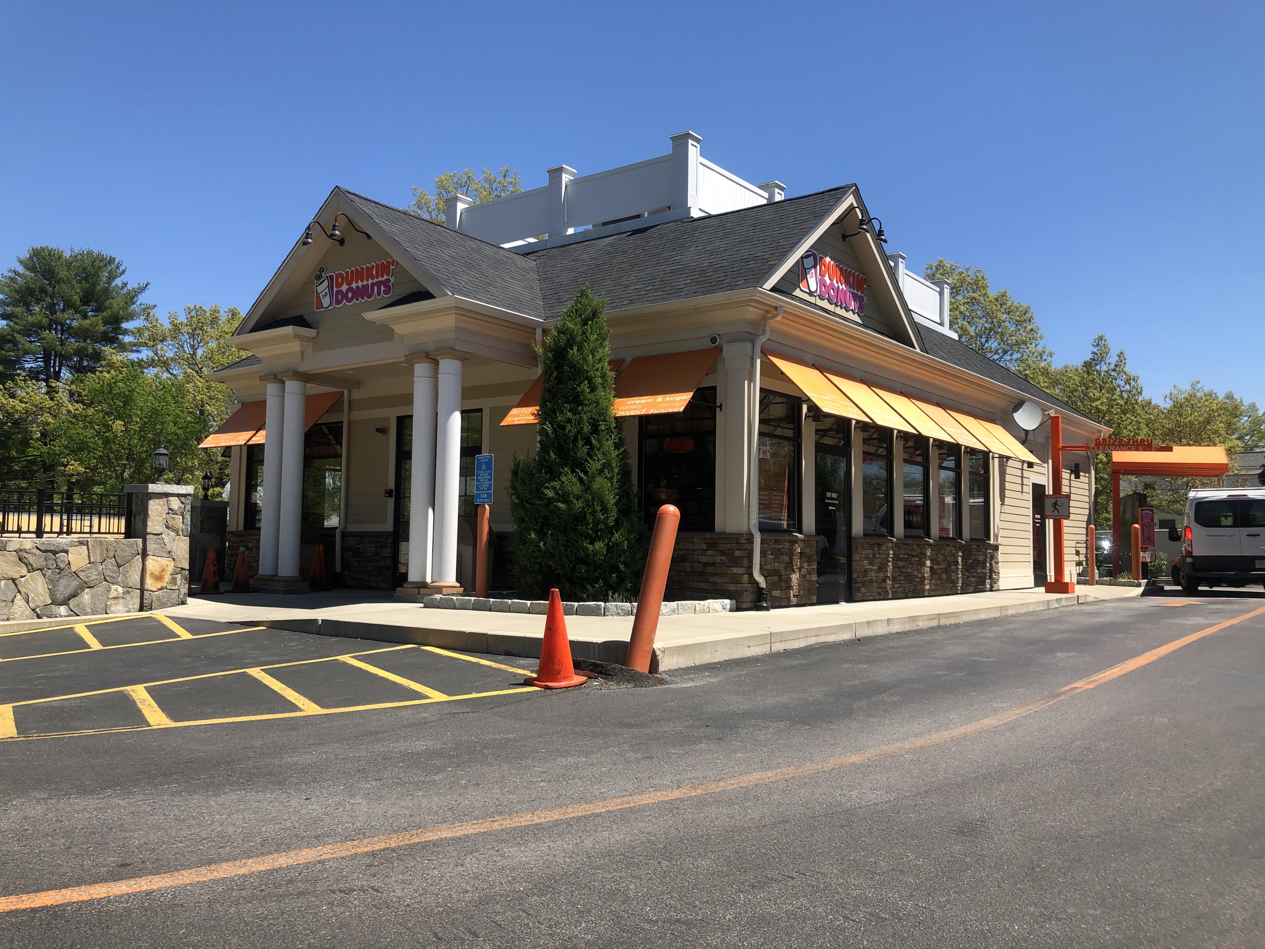 Ashland MA Dunkin Donuts