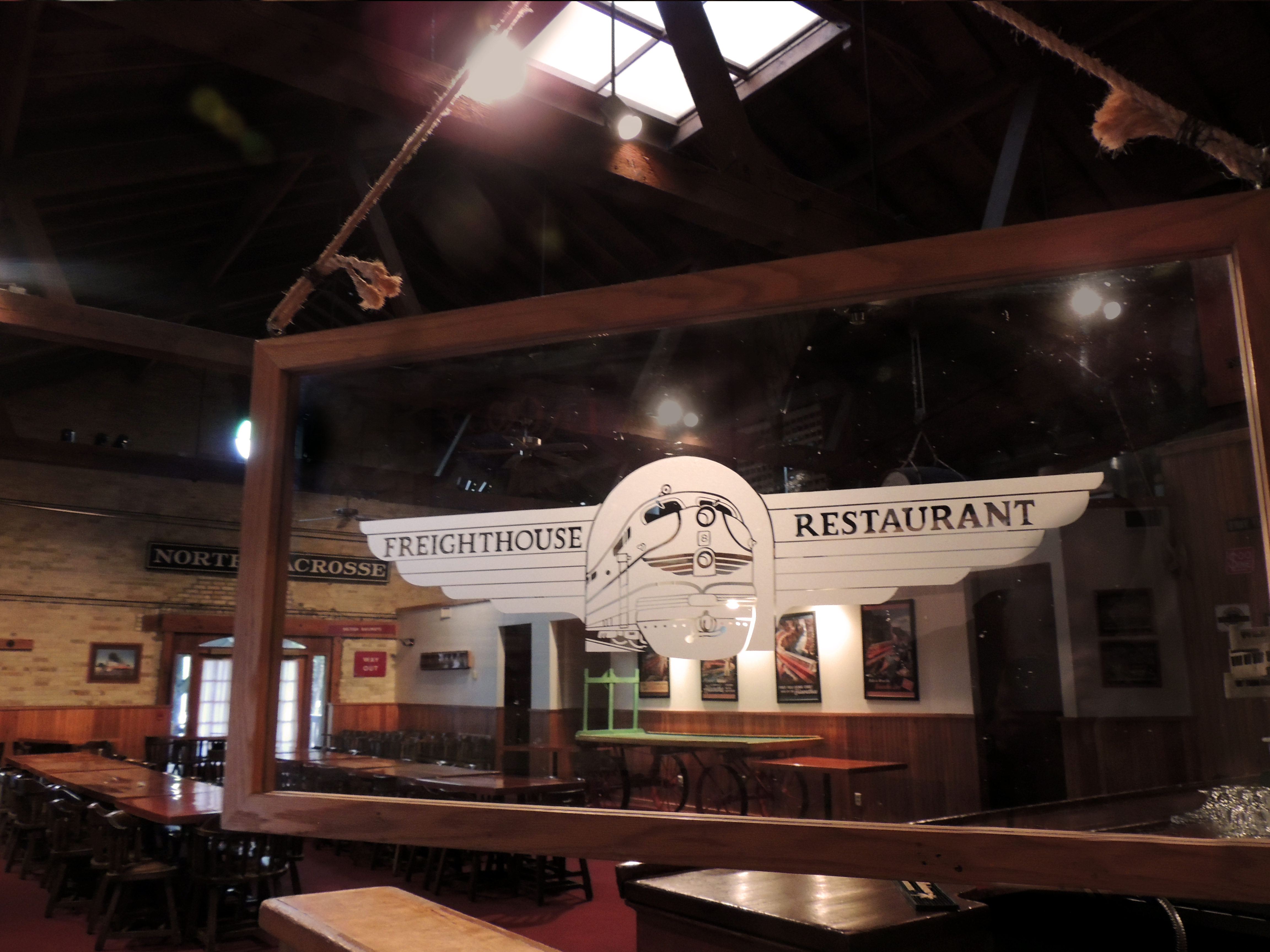 The Freighthouse Restaurant Fine Dining In La Crosse Wi