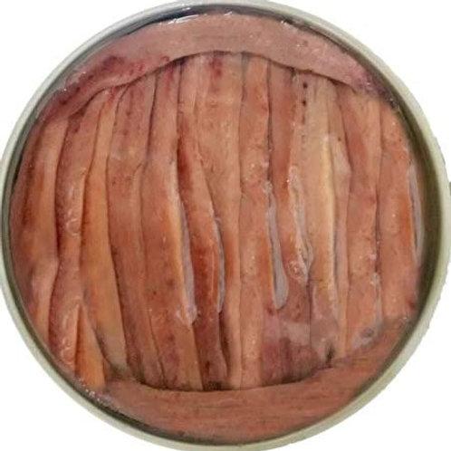 Pandereta 115 g de Anchoa del Cantábrico