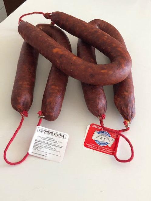 Chorizo de León Extra. 1 kilo