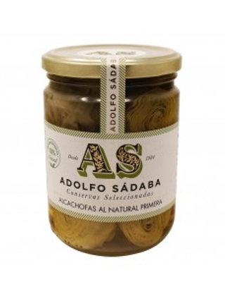 Alcachofas al natural Primera