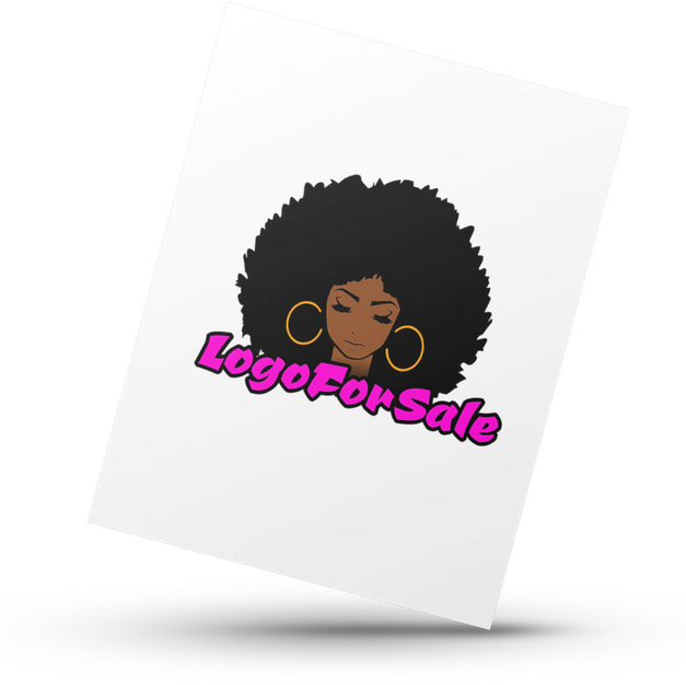 🛒 Afro Woman