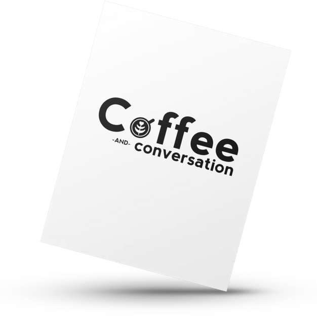 Coffee and Conversation Black