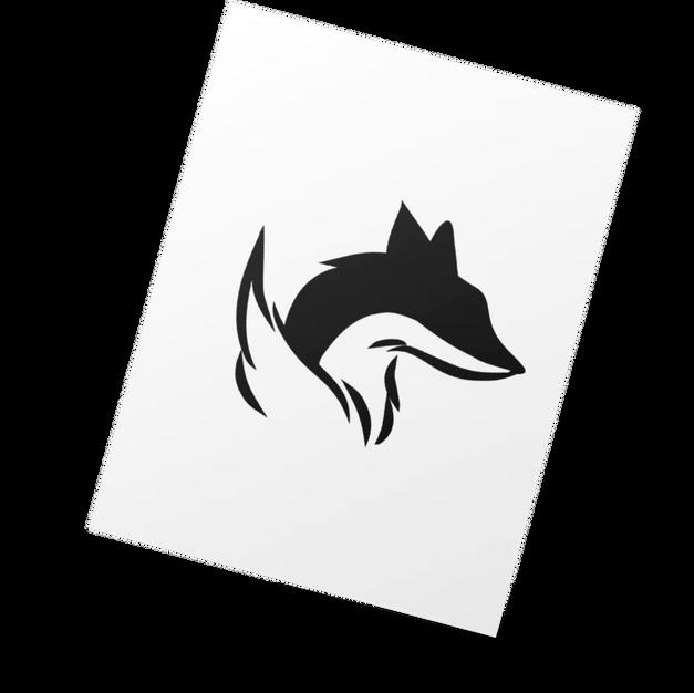 🛒 Fox Head w/ Tail