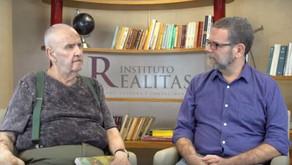 Carlos Nejar no Instituto Realitas