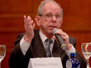 Herman Glanz z'l  (1936-2021)