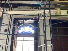 Início das obras emergenciais na Casa de Osório