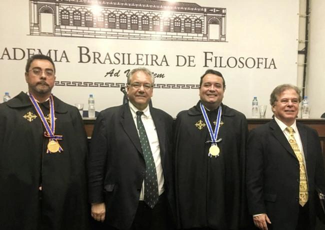 Doutor Honoris Causa Marcelo Bretas, Acadêmico André Fontes