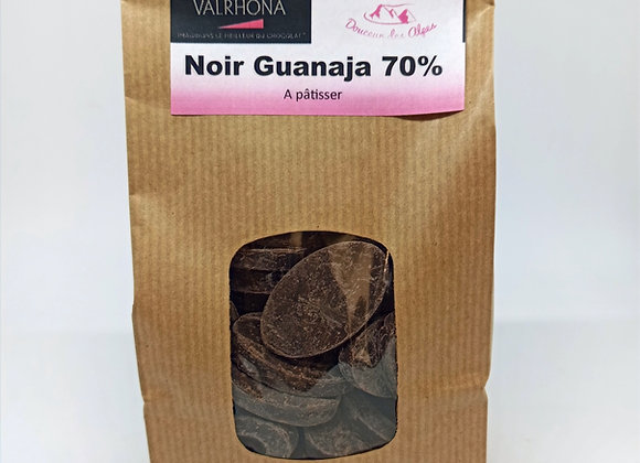 Chocolat noir Guanaja 70%