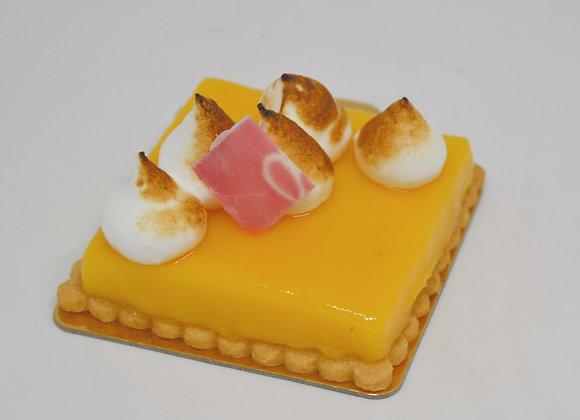 Pâtisserie - Tartelette Citron - Portion individuelle
