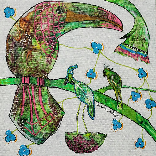 """Original """"One Can, Toucan Can, Three Can"""""""