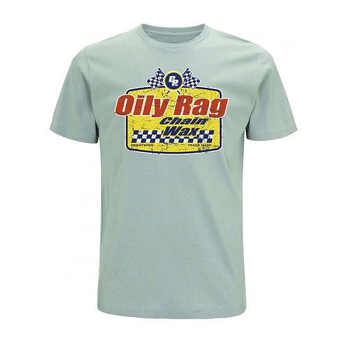 OILY RAG Chain Wax T-shirt
