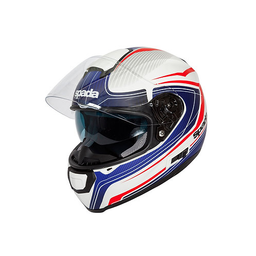 SPADA SP16 Monarch White/Red/Blue