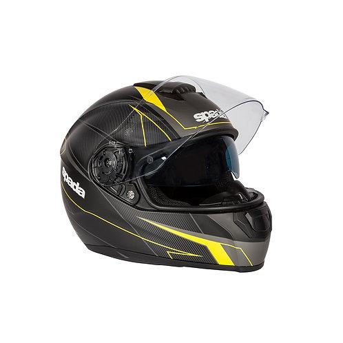 SPADA SP16 Linear Black/Yellow