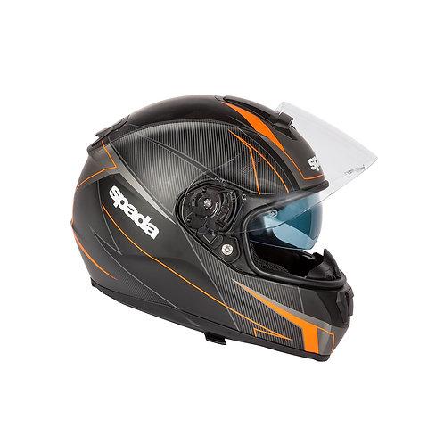 SPADA SP16 Linear Black/Orange