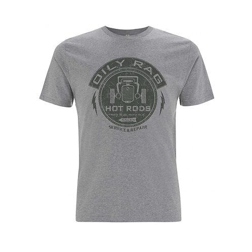 OILY RAG Hot Rods T-shirt