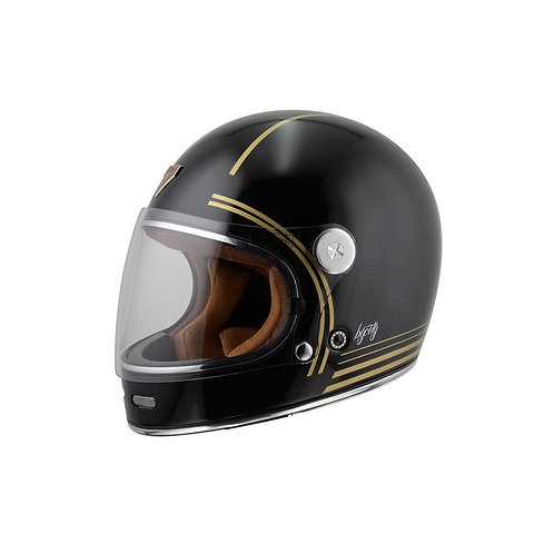 By City Roadster Gold Black