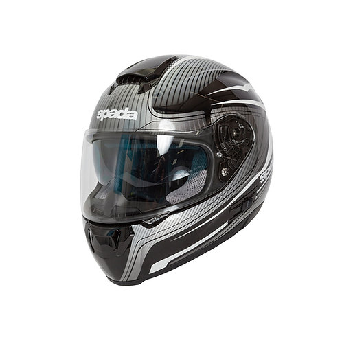 SPADA SP16 Monarch Black/Silver