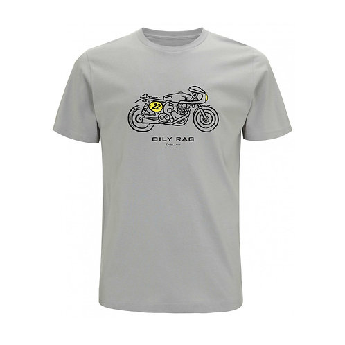 OILY RAG Bike T-shirt