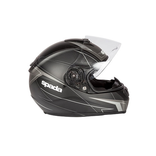 SPADA SP16 Linear Black/Silver