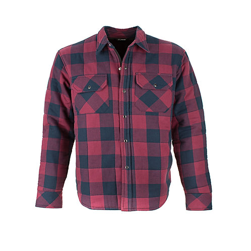 Resurgence Gear Riding Shirt Red/Black