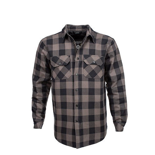 Resurgence Gear Riding Shirt Grey/Black