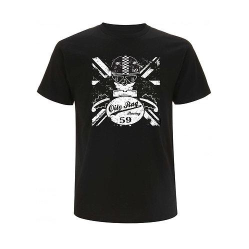 OILY RAG Vintage Café Racer T-shirt