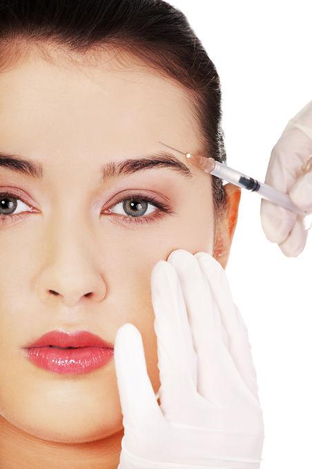 Botox injection- Sima Clinic