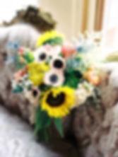 Floral Cottage Marketing Bouquet