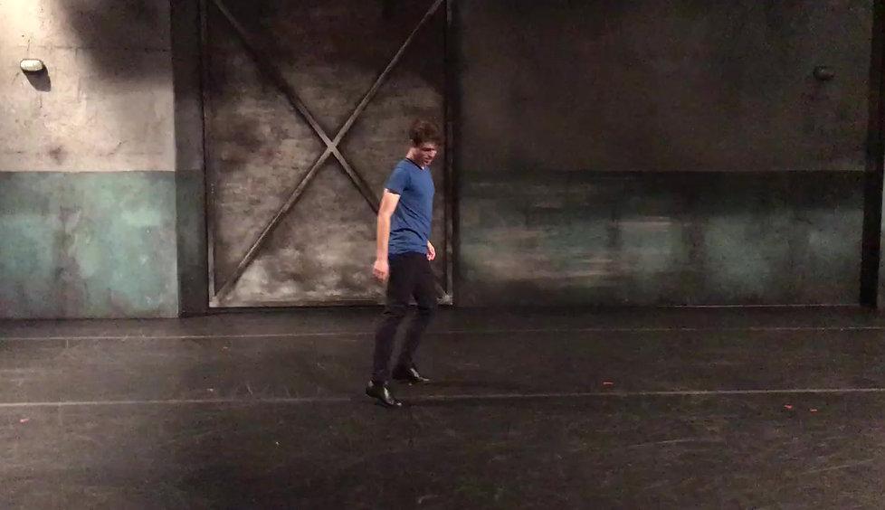 A Chorus Line, choreography by Matthew Steffens