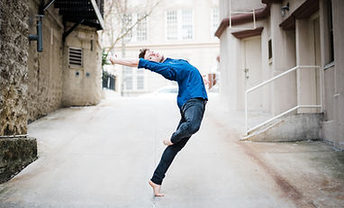 Micki Hardenberg Dancing