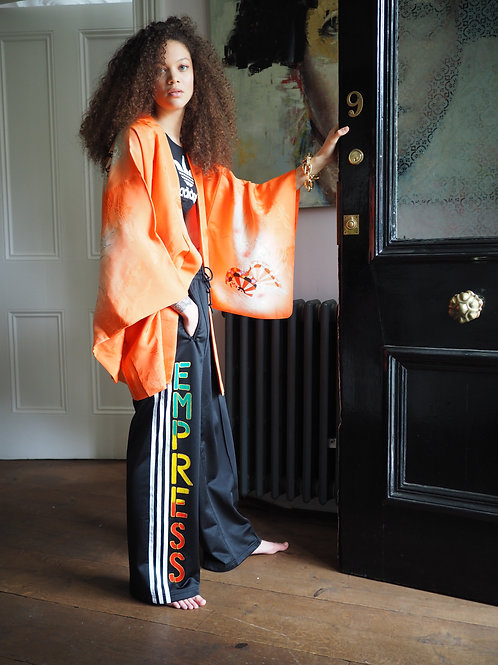 EMPRESS Hand Painted Adidas Track Pant