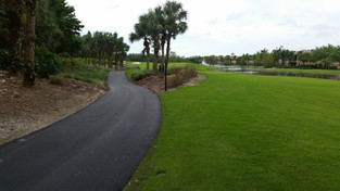 Golf Cart Paths
