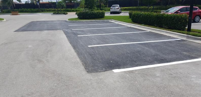 Parking Restoration