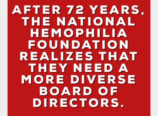 NHF Finally Realizes That They Need a More Diverse Board of Directors